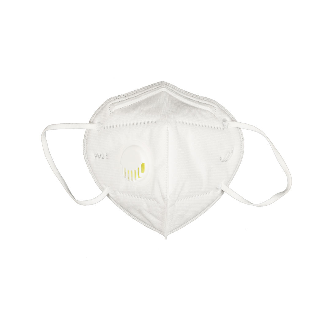 Disposable Authentic KN95 Dust Face Mask With Valve