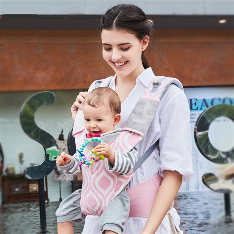 Portable Baby Stroller Walker With Carrier For Travel