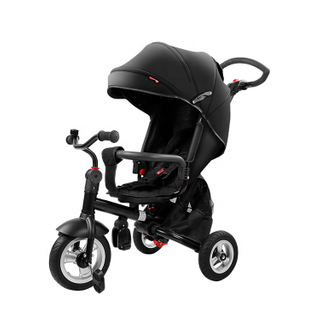 Luxury Compact Baby Stroller With Big Wheels For Bike
