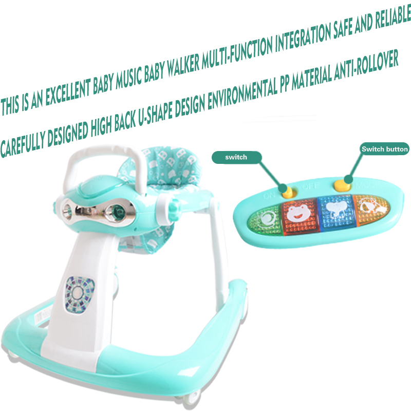 High Quality Modern Cute Baby Walker For Tall Babies