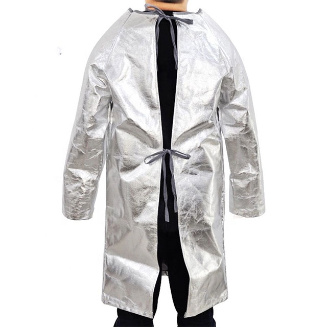 Industrial Full Body Fire Prevention Protection Heat Suit